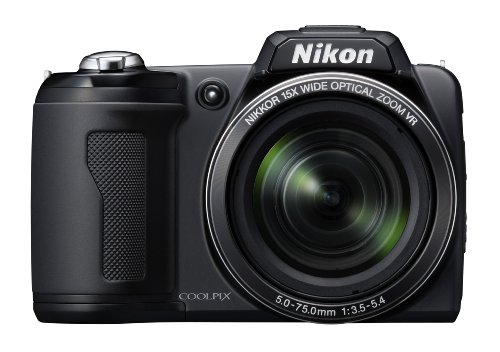 Nikon L110 Vibration Reduction Black