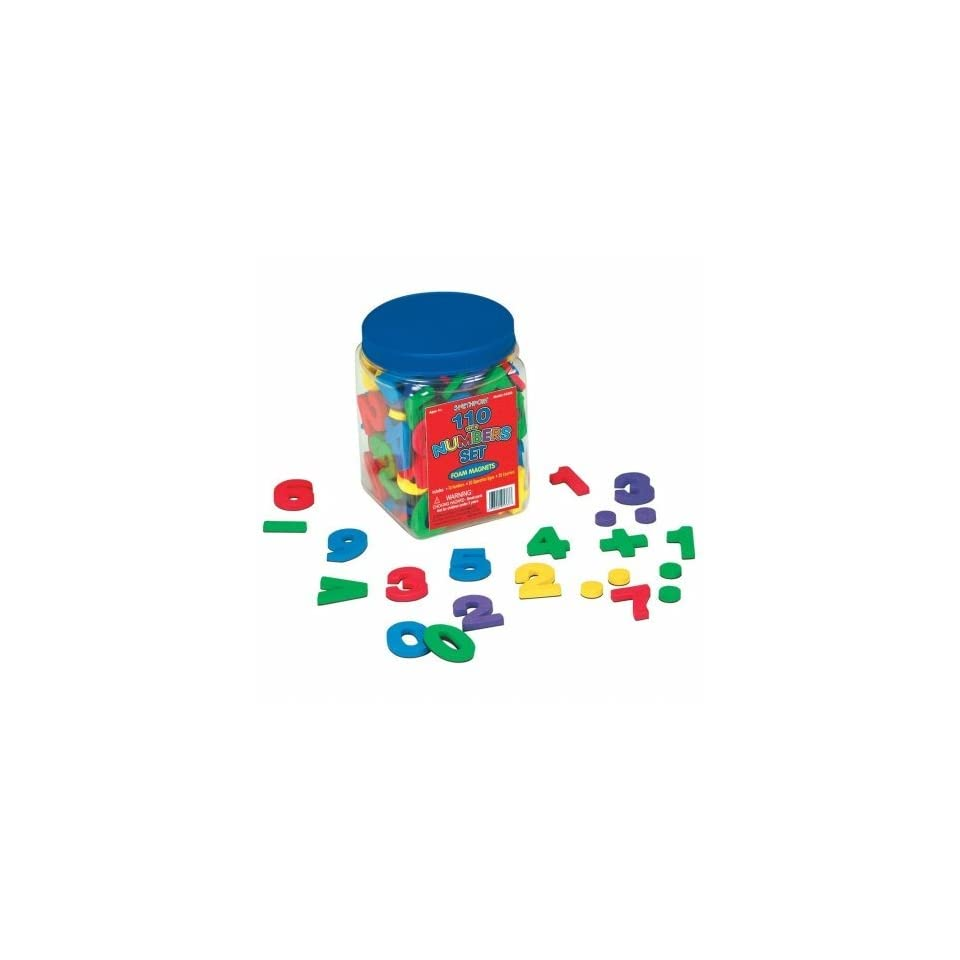 Smethport Magnetic Numbers (120 pc)