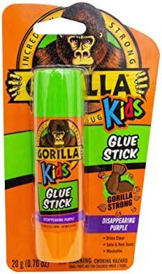 Gorilla Disappearing Purple School Stick