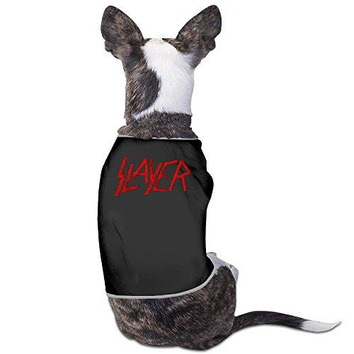 Theming Slayer Leter Art Dog - Holiday Ac Dc