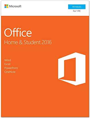 Office 2016 Home and Student (PKC)