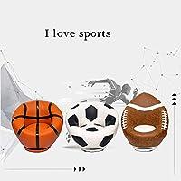 JYYEG Sillón Creativo Personal, balón de Baloncesto Americano ...