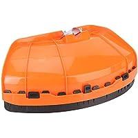 Huante - Escudo de desbrozadora universal para cortacésped, cubierta de hoja de cortadora de hierba de plástico ligero…