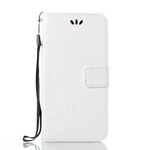 COWX Huawei Nova 2 Hülle Kunstleder Tasche Flip im Bookstyle Klapphülle mit Weiche Silikon Handyhalter PU Lederhülle für Huawei Nova 2 Tasche Brieftasche Schutzhülle für Huawei Nova 2 schutzhülle