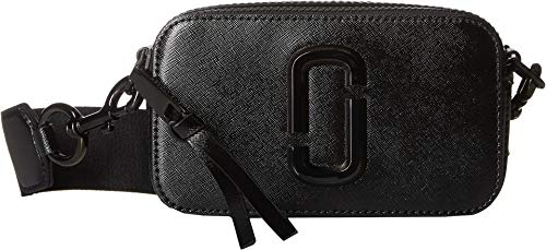 Marc Jacobs Women's Snapshot DTM Camera Bag, Black, One Size (Best Marc By Marc Jacobs Bag)