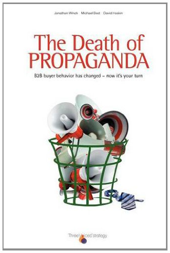 The Death of Propaganda pdf