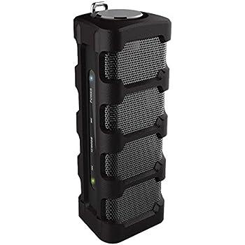 Amazon Com Sylvania Sp332 Black Water Resistant Bluetooth