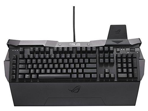 Asus - ASUS Republic of Gamers Horus GK2000 keyboard UK Layout