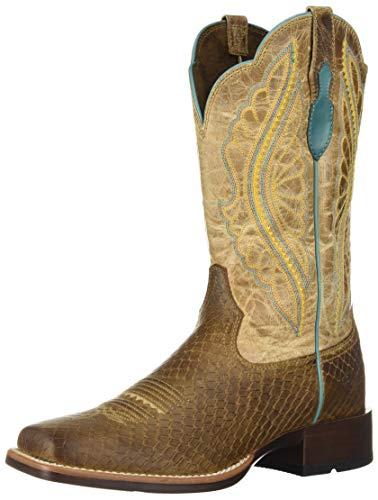 Ariat Women's Women's Primetime Western Boot, hollin Dragon, 10 B US