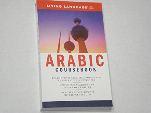 Ll Arabic Coursebook Book Only pdf