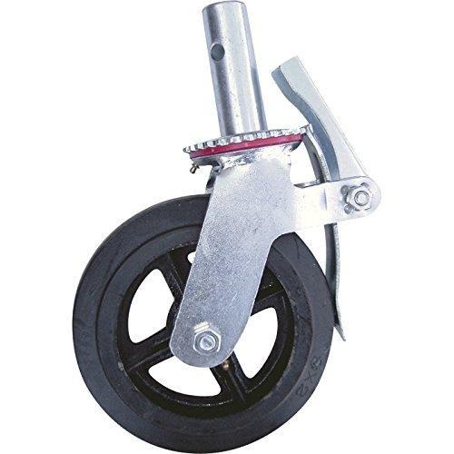 """Metaltech M M-MBC8 M 8 in. Scaffolding Caster Wheel, 8"""""""