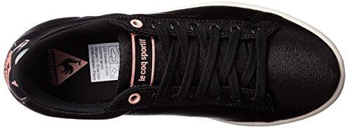Le Zapatillas Mujer of Peach Bird Sportif Arthur Black para Negro Paradise Tropical COQ Ashe 0rqwz0X