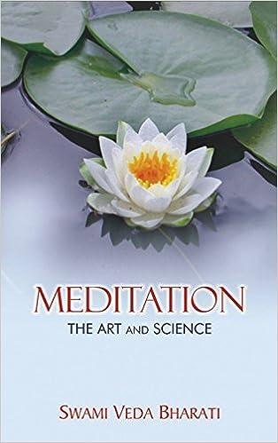 Livres avec téléchargements gratuits de livres électroniques Meditation: The Art and Science by Bharati, Swami Veda (2008) Paperback CHM