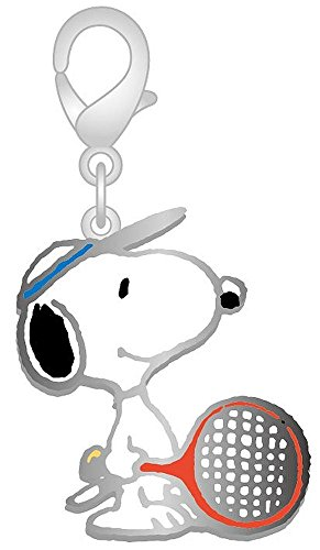 NAKAJIMA CORPORATION (NAKAJIMA CORPORATION) Peanuts Key Charm Collection Peanuts Snoopy Tennis