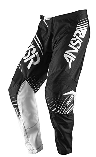 Answer Youth Syncron Pant - Answer Syncron Youth Pants, Distinct Name: Black/White, Gender: Boys, Primary Color: Black, Size: 26, Size Segment: Youth