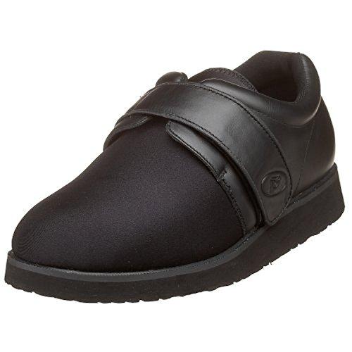 Propet Heren Pedwalker 3 Schoen Zwart 10 X (3e) & Oxy Cleaner Bundel