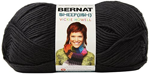 (Spinrite Vickie Howell Sheep-ish Yarn, Gunmetal-ish)