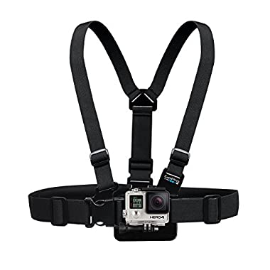 GoPro Chest Mount Harness for HERO Cameras (GoPro Official Mount)