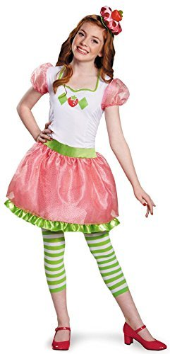 Strawberry Shortcake Tween Costume, X-Large (14-16) -
