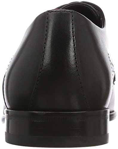 Scarpe derb 001 Nero Derby lt Uomo Black Stringate Appeal Hugo w7p4qtp