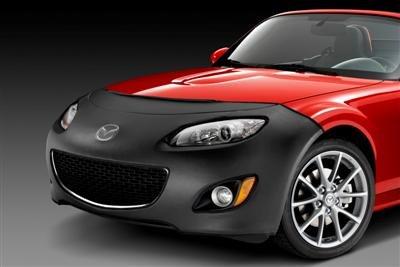 Mazda Miata Bra - NEW OEM MAZDA MX-5 MIATA SPORT/BASE 2008-2012 FRONT MASK BRA