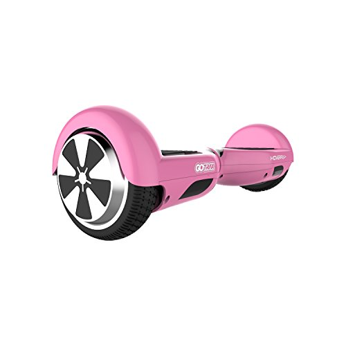 GOTRAX Hoverfly Plus Bluetooth Hover Board - UL Certified Self Balancing Hoverboard with Speaker and App
