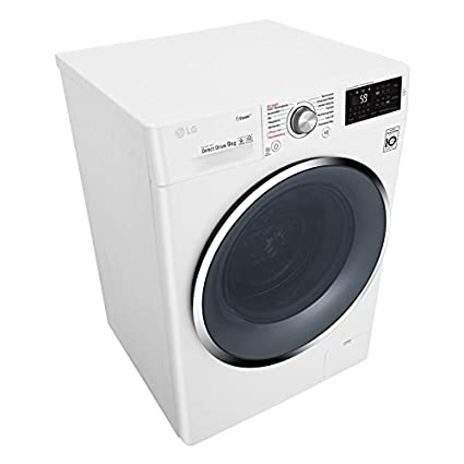 LG 9 kg XL lavadora waschvoll automática a + + + Spa Steam carga ...