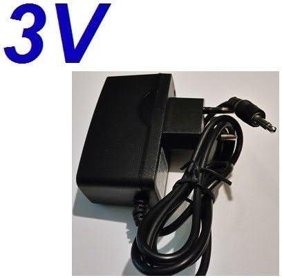 CARGADOR ESP ® Cargador Corriente 3V Reemplazo Cortapelos Barba Babyliss E769E E779E Recambio Replacement