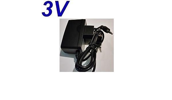 Cargador Corriente 3V Reemplazo BABYLISS 35207690 Recambio ...