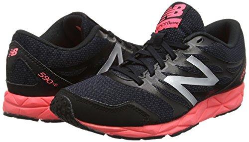 Femme 018 New pink Entrainement black Running 590 Multicolore Balance Chaussures De gCxwqnFYC