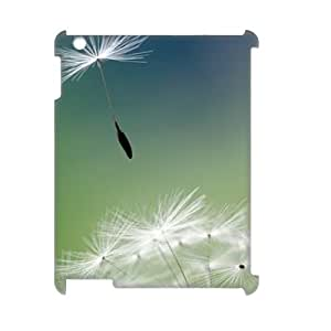 Dandelion 3D-Printed ZLB610701 Brand New 3D Cover Case for Ipad 2,3,4