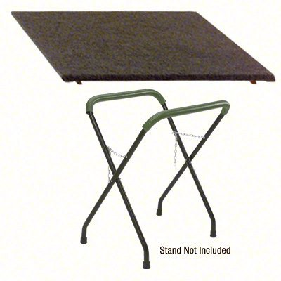 CRL Carpeted Table Top for Folding Work Stands
