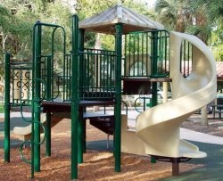 Modular Playground Equipment - Sports Play 911-231B Zack Modular Playground