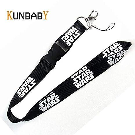 Amazon.com: Llavero con anillos ELT Star Wars, llavero para ...