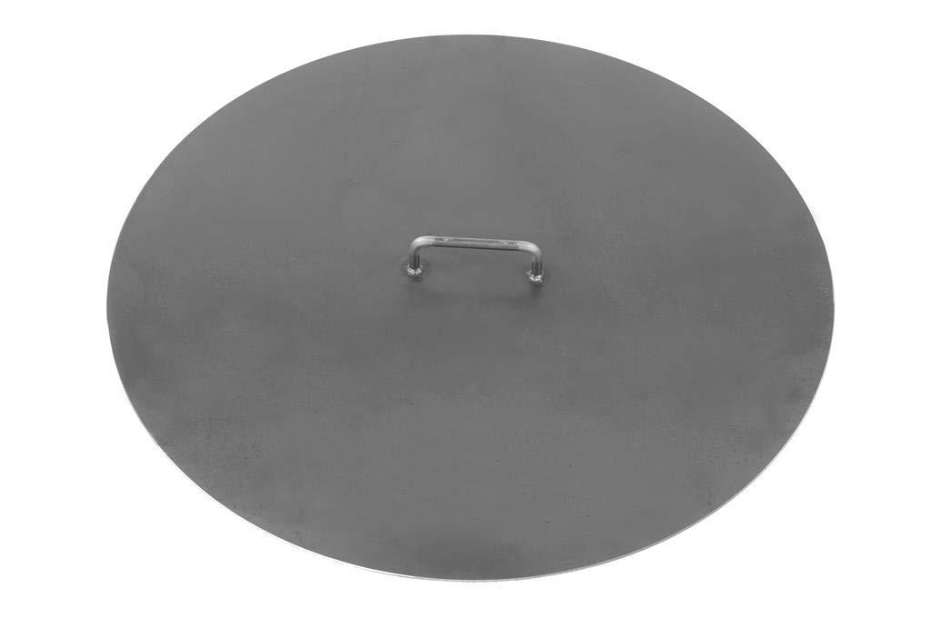 Gardener 790 Feuerschalendeckel Deckel Abdeckung 61 cm Durchmesser