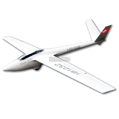Planes Arf Electric (FlyFly Hobby Salto Slope Glider 2680mm ARF Without Electric Part)