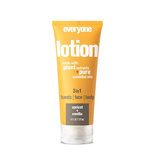 (Everyone 3-in-1 Lotion, Apricot and Vanilla, 6 Count)