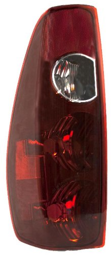 OE Replacement Chevrolet Colorado/GMC Canyon Passenger Side Taillight Assembly (Partslink Number - Colorado Replacement Chevrolet
