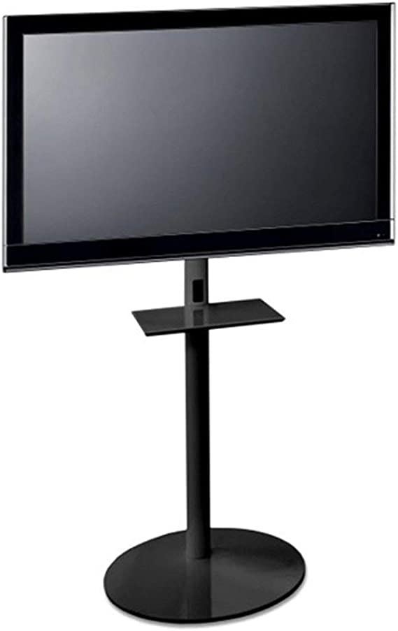 ITB OM0293B - Soporte de pie para Pantalla Plana (Color Blanco, Fixed Flat Panel Floor Stand, 81,3 cm (32
