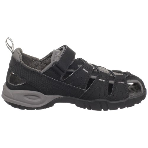 Teva Dozer 3 K`s 8908 - Sandalias para niños Negro