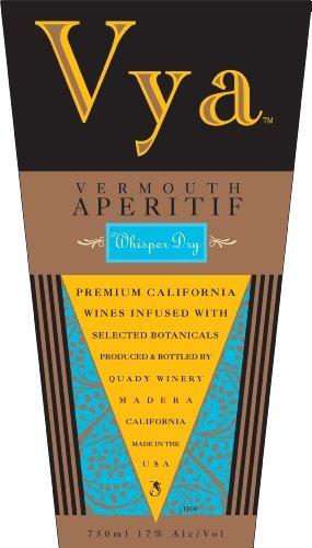 Quady Vya Whisper Dry Vermouth