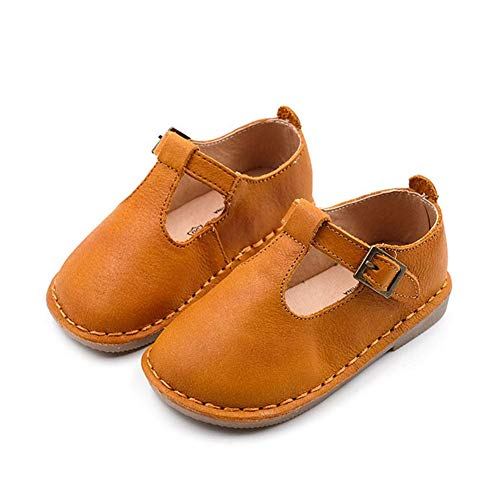 Pictures of F-OXMY Toddler Girls Retro Oxfords T- 1