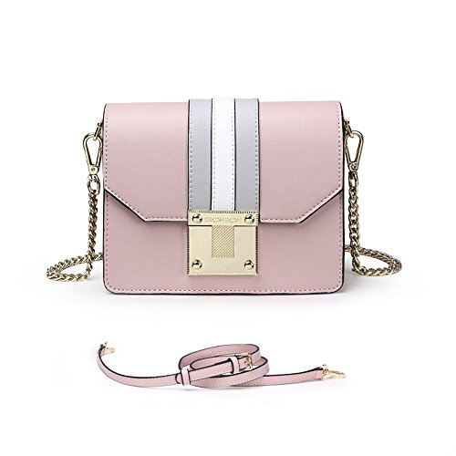 Summer Shoulder Chain Bag New Pink Mini New Chain Satchel Bag YqvPF