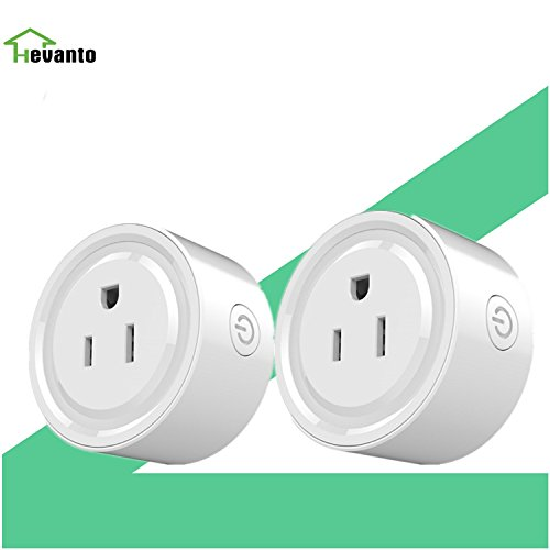 Hevanto-MINI-Smart-Plug-Outlet-Wokr-with-Amazon-Alexa-Remote-Control-Timer-SwitchETL-ListedHV103P