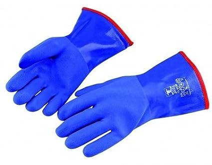 GUY COTTEN - Gants Professionnels BN30 Thermo - Bleu, XL