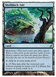 MTG Magic The Gathering Shelldock Isle Lorwyn Playset of 4 Cards HP