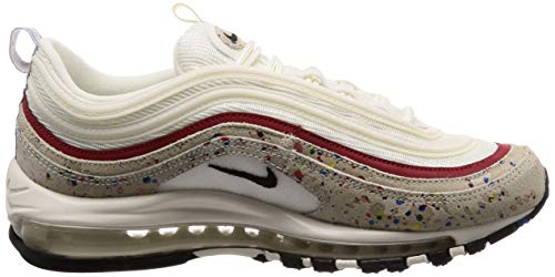 Uomo Max 97 Da Red 001 Nike Basse Multicolore Ginnastica Scarpe black amarillo Air university Premium sail 8SnUgxaw
