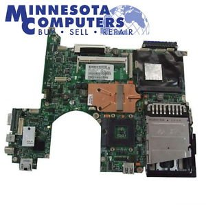 HP 382909-001 - System board - For nc6230, with 64MB ATI Radeon X300 graphics -