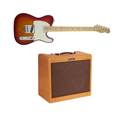 ac0936b27 Amazon.com  Fender American Elite Telecaster Electric Guitar