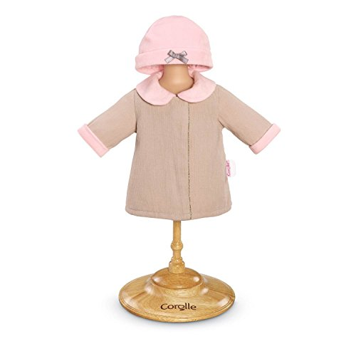 (Corolle Christmas Tales Coat Baby Doll, 14